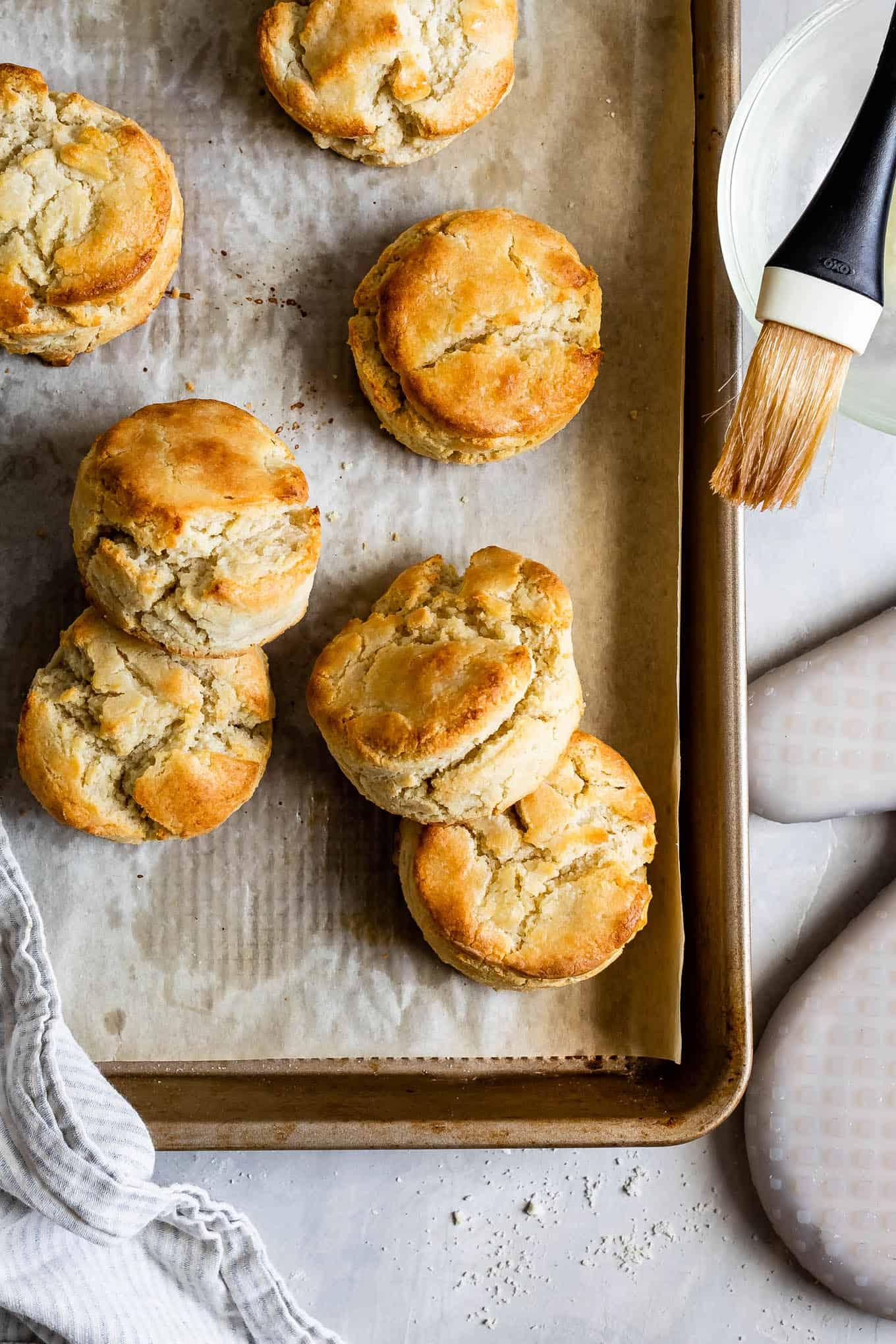 Homemade Gluten-Free Biscuits