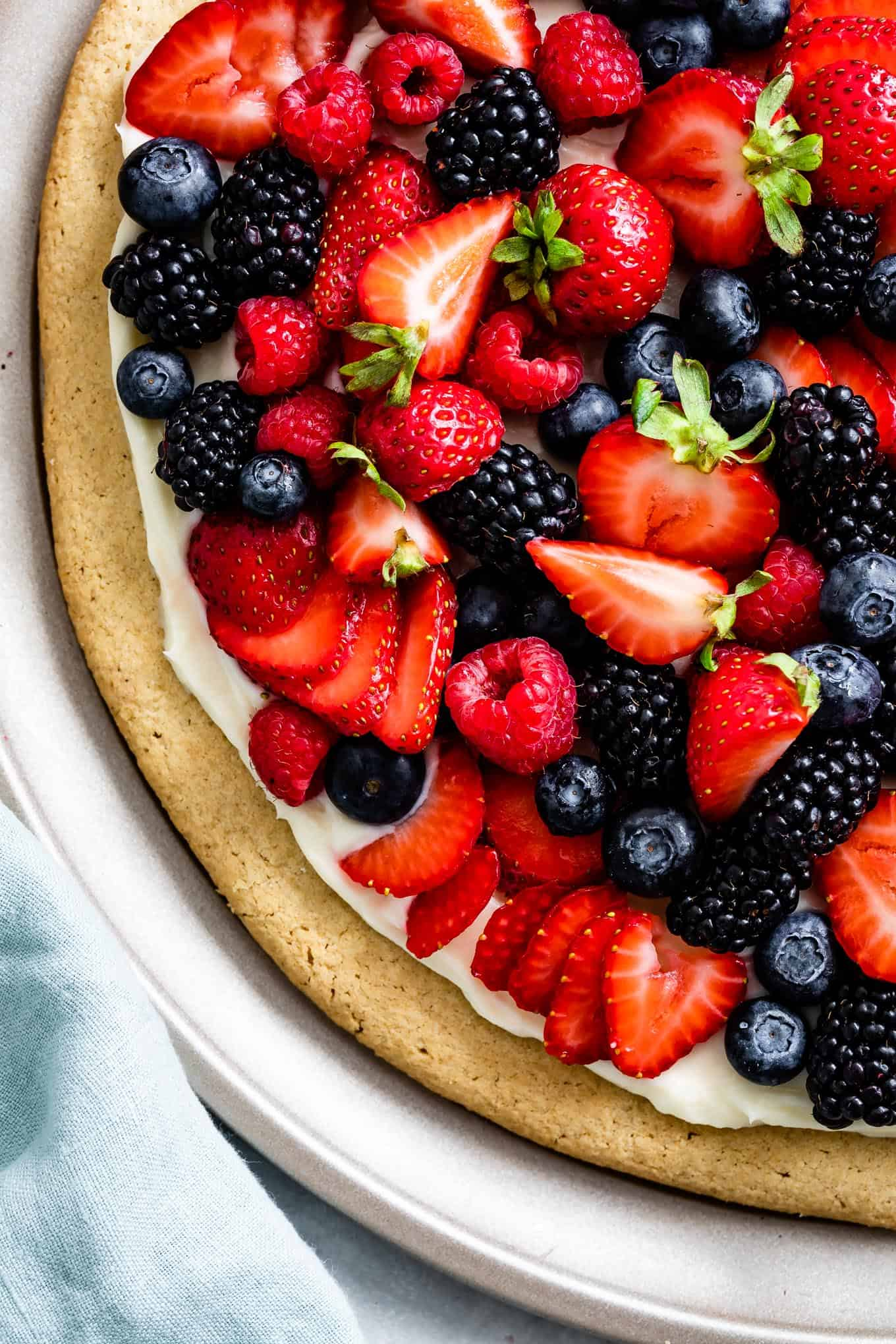 Can you Make Fruit Pizza the Day Before?