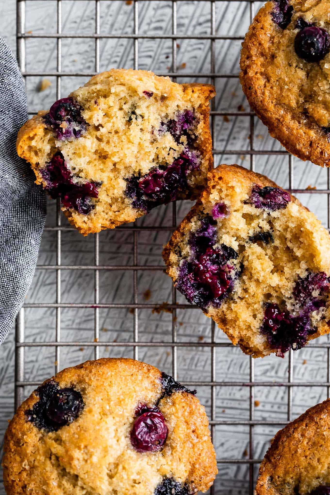 Best Gluten-Free Blueberry Muffins Recipe