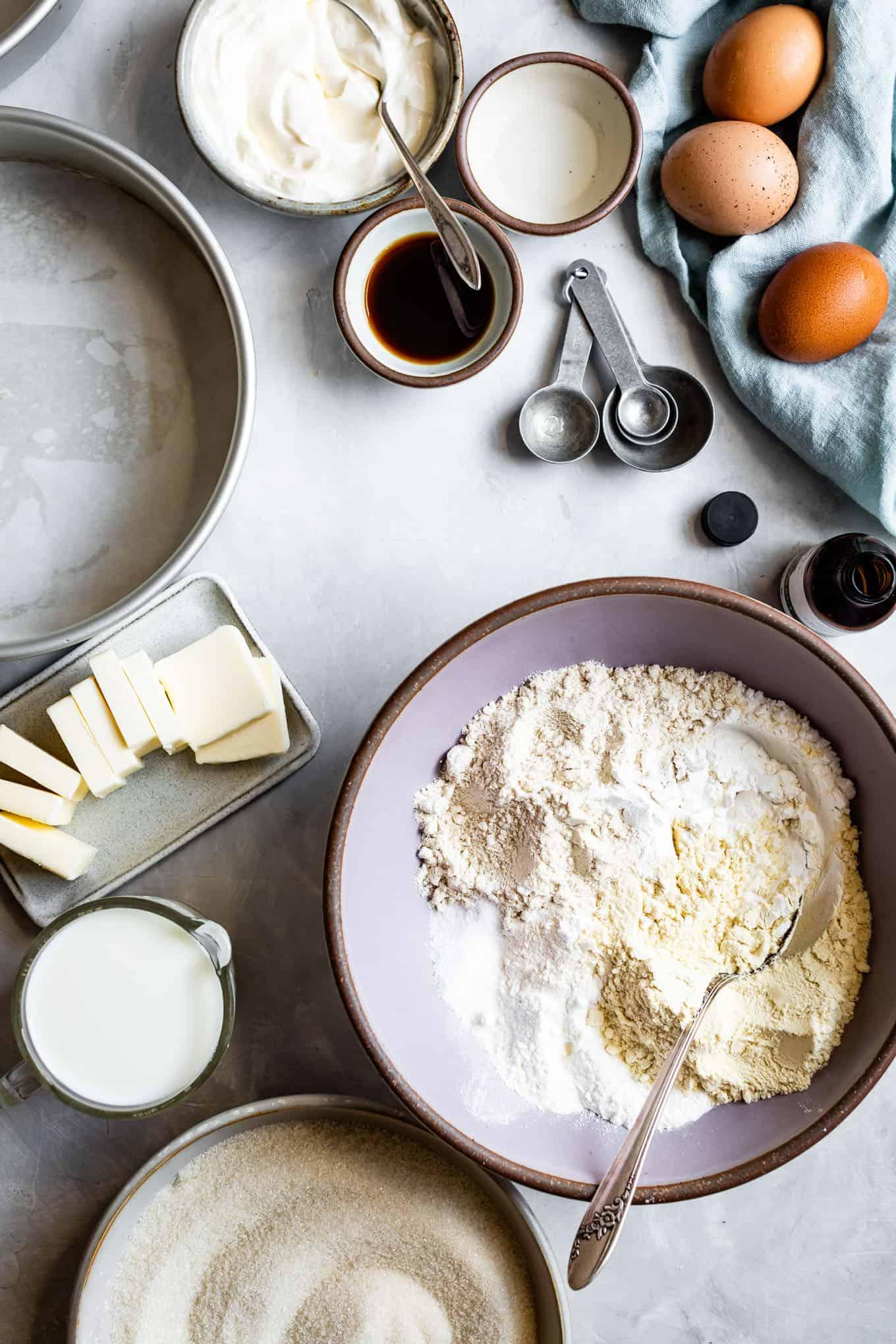 Best Gluten-Free Flour for Cakes