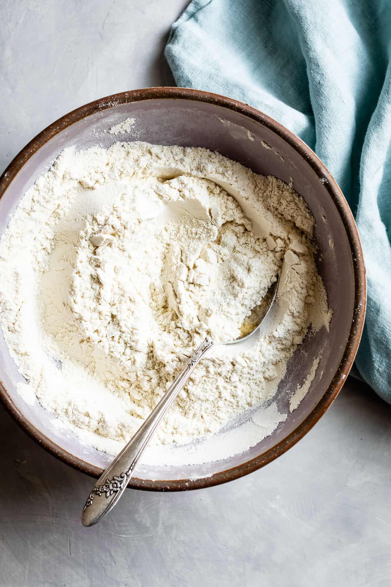 Homemade Gluten-Free Cake Flour