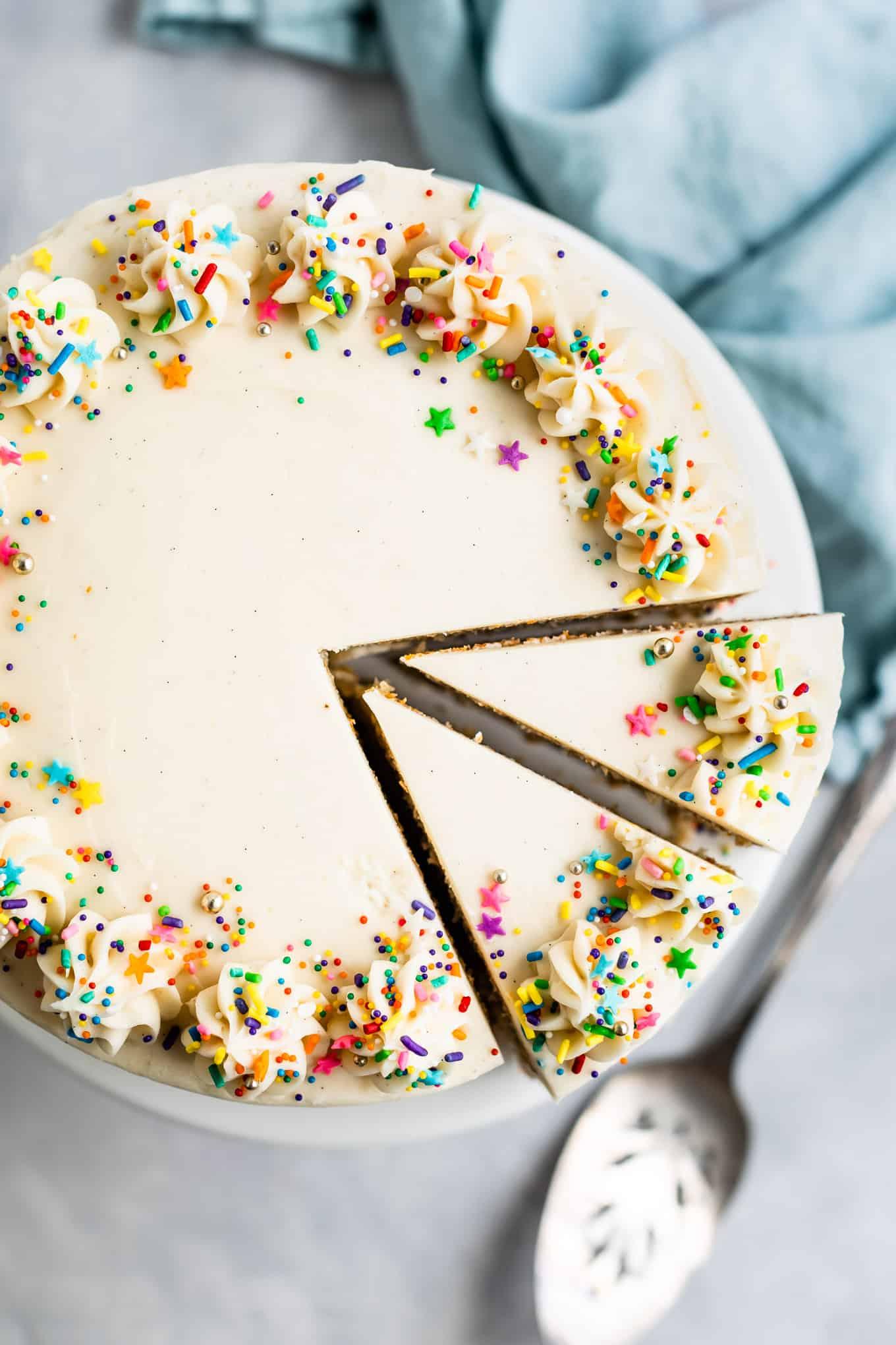 Gluten-Free Cake Recipes from Scratch