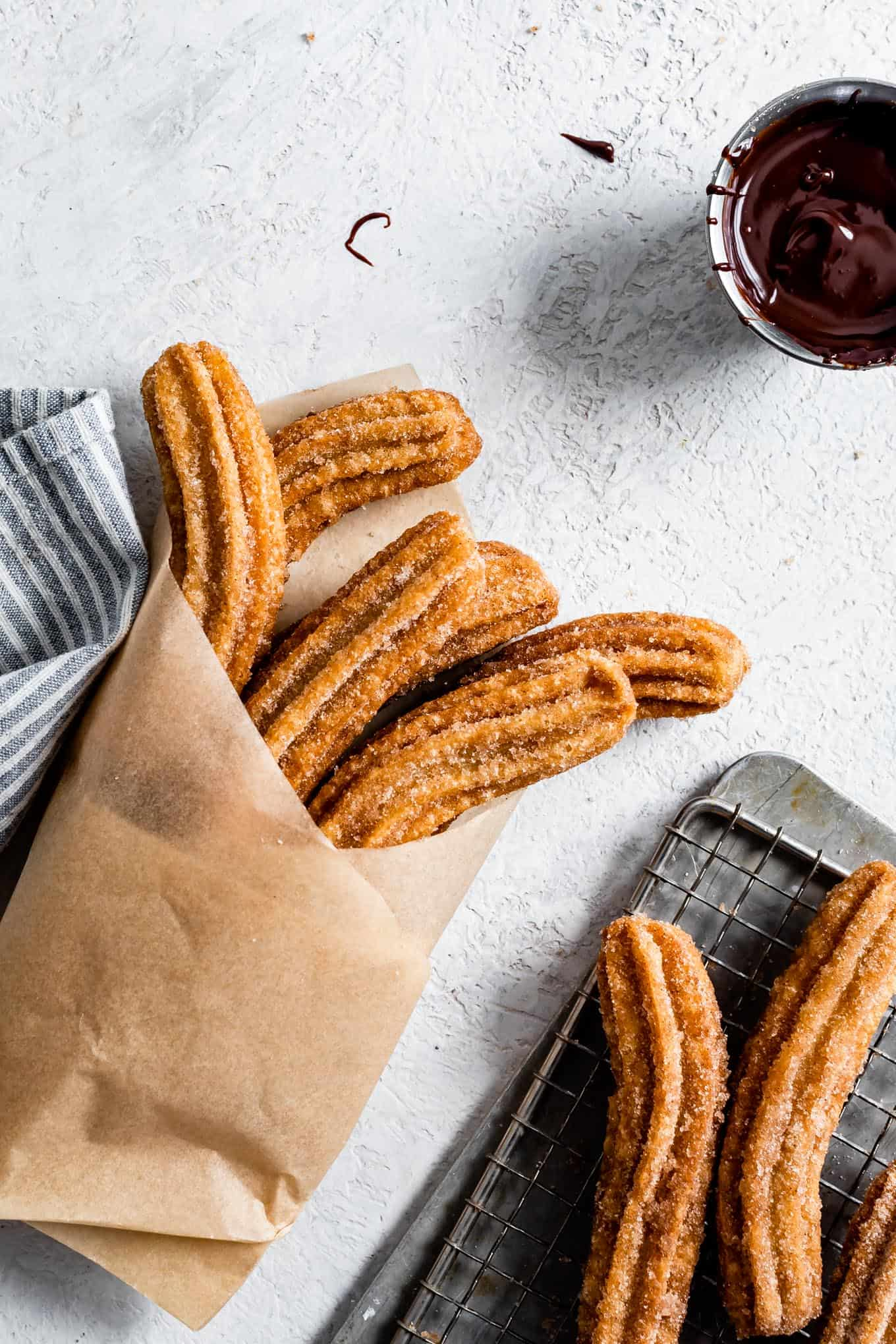 Gluten-Free Churros Recipe