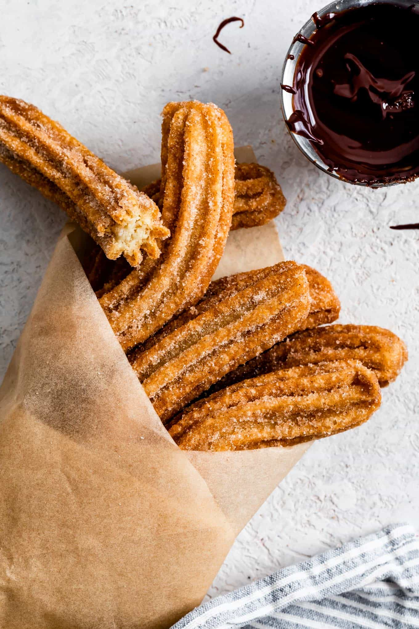 Perfect Gluten-Free Churro Dough