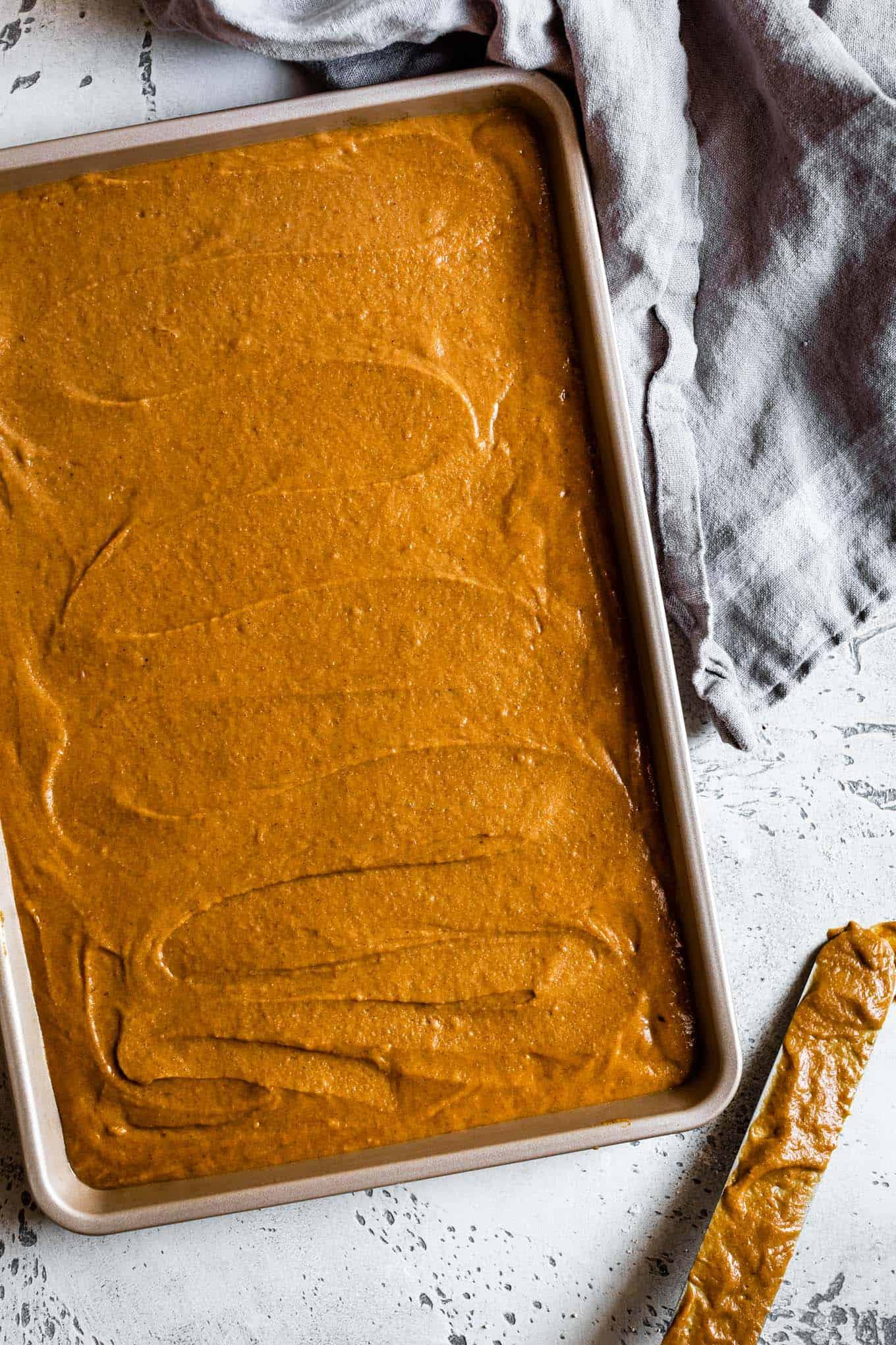 How to Make Gluten-Free Sheet Pan Cake