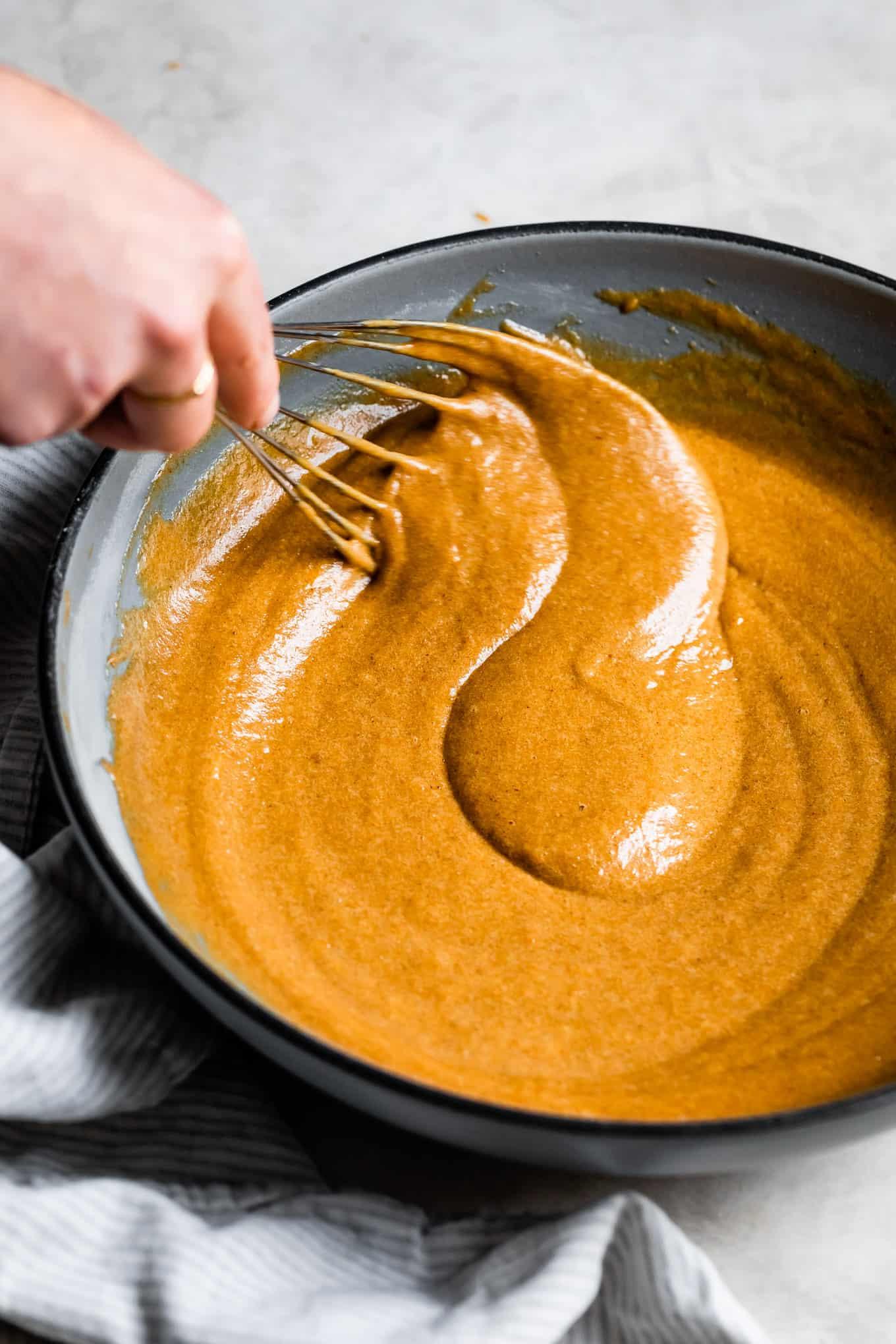 One-Bowl Gluten-Free Pumpkin Cake