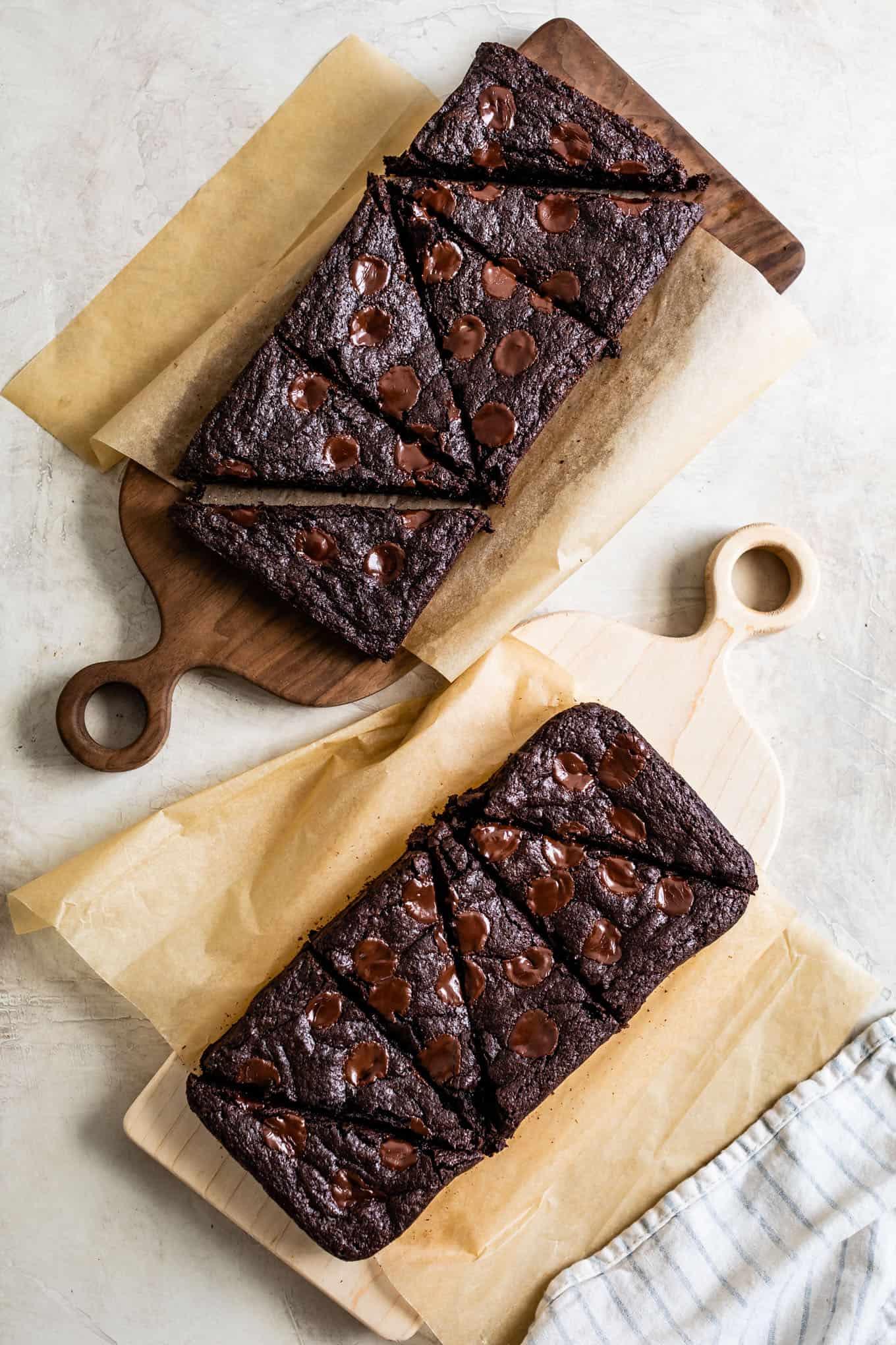 Small-Batch Gluten-Free Brownies