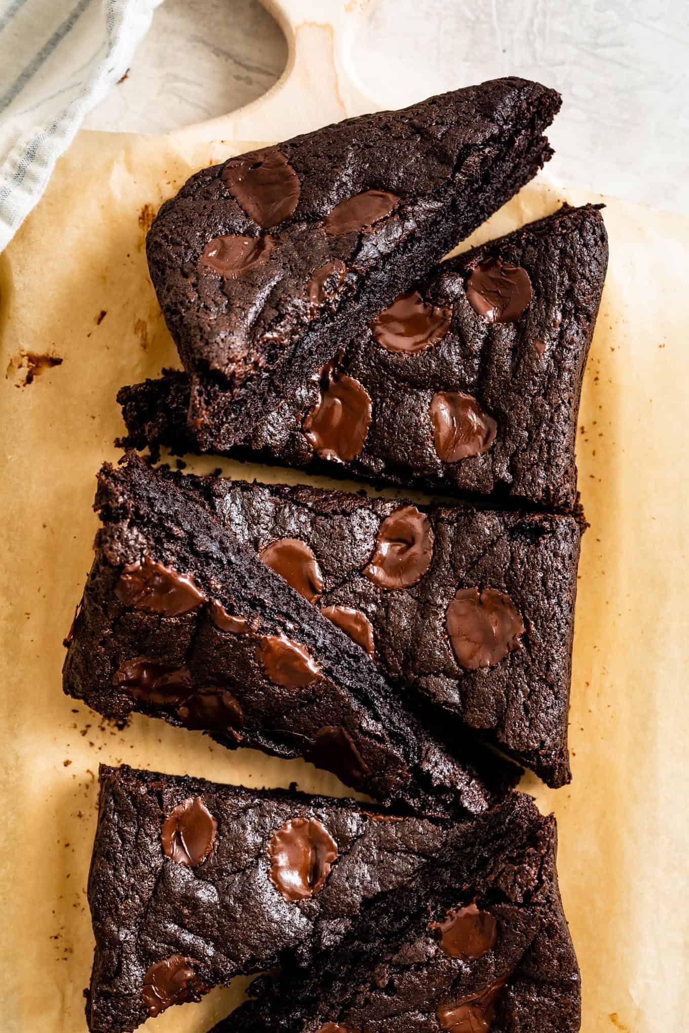 Homemade Gluten-Free Brownies